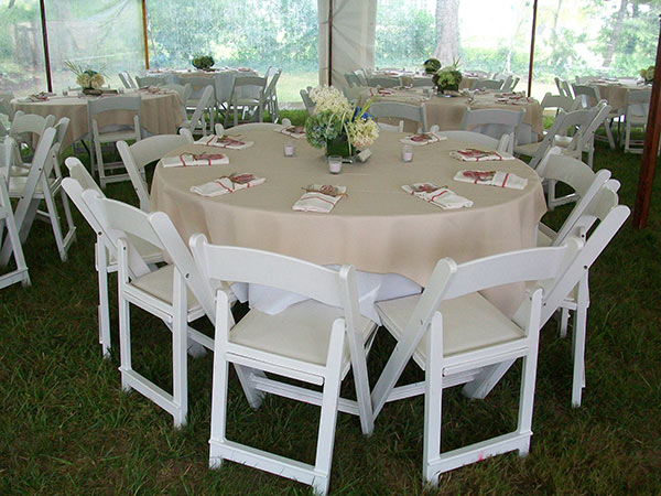 Gallery For Table And Chairs Rental